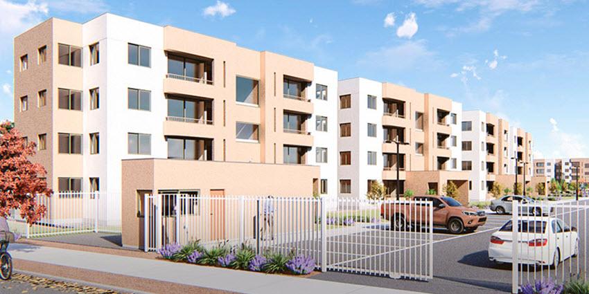 Proyecto Walk Linares de Inmobiliaria Flesan Activos Inmobiliarios