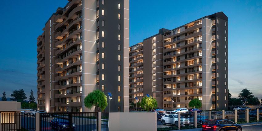 Proyecto Gran Roble de Inmobiliaria Pacal