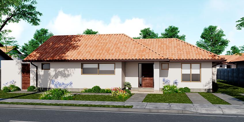 Proyecto Parcelas San Valentín Casas de Inmobiliaria Independencia